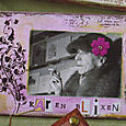 Karen Blixen 5x7 Canvas Collage