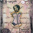 Lingerie lady